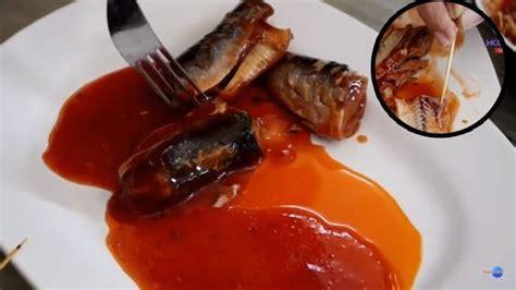 Cacing Makanan Ikan penjelasan bpom soal sarden kaleng yang mengandung cacing