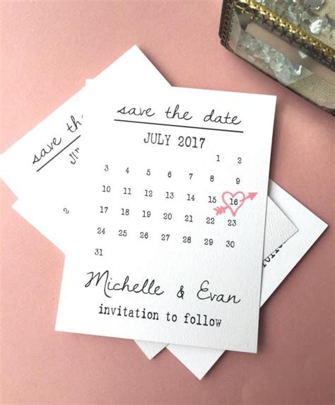 save the date calendar card free template calendar save the date cards date save the date