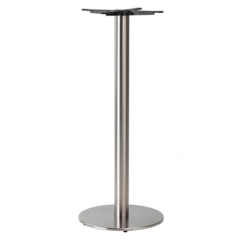 stainless steel table base stainless steel table base contract furniture east