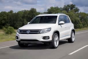 new volkswagen cars 2014 2014 volkswagen tiguan vw review ratings specs prices