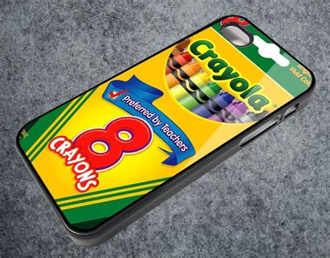 Crayola Crayons Iphone All Hp crayola crayon box for iphone apple phone iphone 4 4s cover ar 927 iphone cases