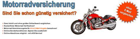 Preisvergleich Kfz Versicherung Motorrad by Motorradversicherung Tarifrechner V 246 Llig Anonym Nutzen