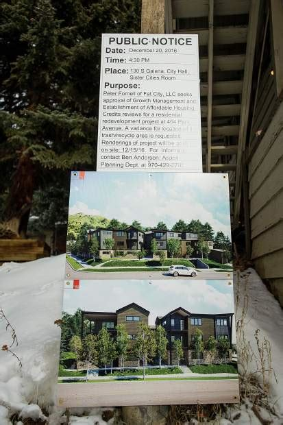 aspen employee housing new aspen employee housing project clears big hurdle aspentimes com