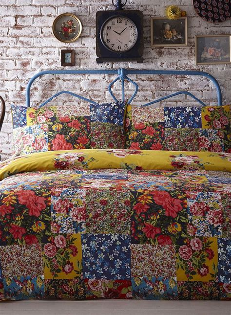Bhs Bedroom Furniture Multi Columbia Patch Bedding Set Bedding Sets Home Lighting Furniture Bhs Bohemian