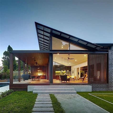 architecture house styles 5 modern roof design ideas