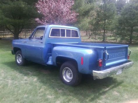 used chevy truck bed for sale sell used 1978 chevy c10 short bed stepside pickup in