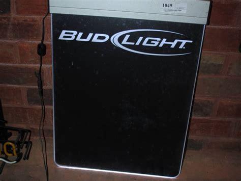 Bud Light Lighted Menu Board