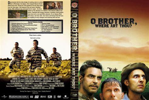 Dvd O Where Thou o where thou dvd custom covers