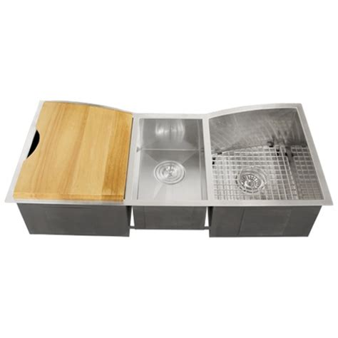 ticor tr2240 undermount 16 stainless steel kitchen