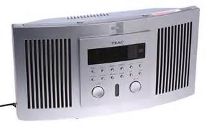 Wall Mounted Radio For Kitchen Teac Cd X6 Wall Mount Stereo System
