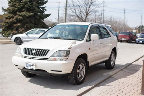 toyota harrier 2000 2000 toyota harrier for sale rightdrive est 2007