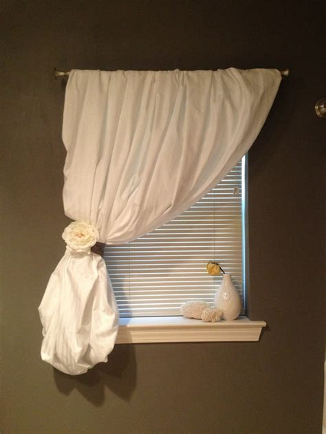 how to make drapes from sheets 1000 ideas about sheet curtains on pinterest bed sheet