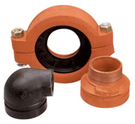 Anvil Plumbing - anvil international grooved fittings pipe hangers