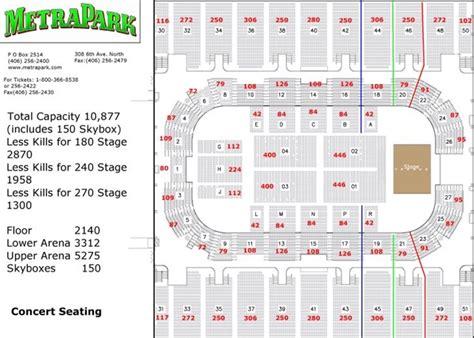 Basketball Arena Floor Plan Maps