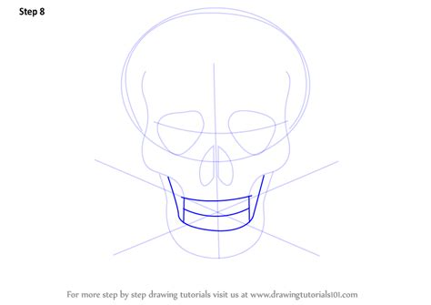 how to draw with you doodle learn how to draw skull with crossbones skulls step by