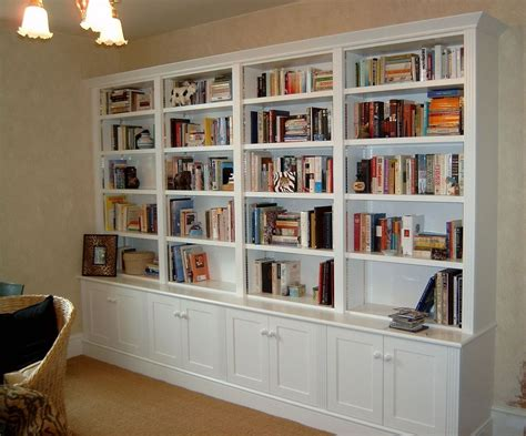 31 home library design ideas that expose your books