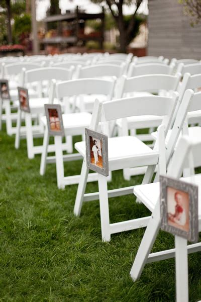 Wedding Ceremony Chairs by 10 Wedding Ceremony Chair Ideas Worth Considering