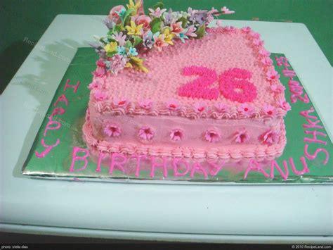 homemade birthday cake recipe recipelandcom
