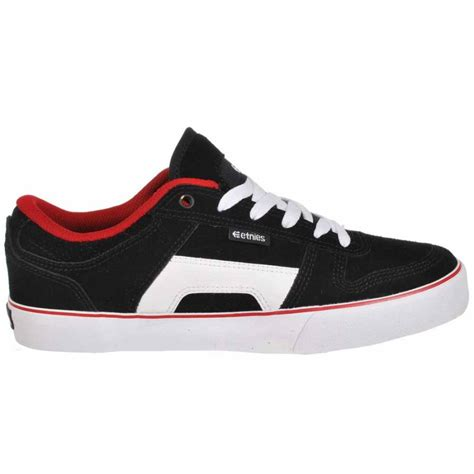 etnies shoes etnies etnies rvs black white skate shoes etnies