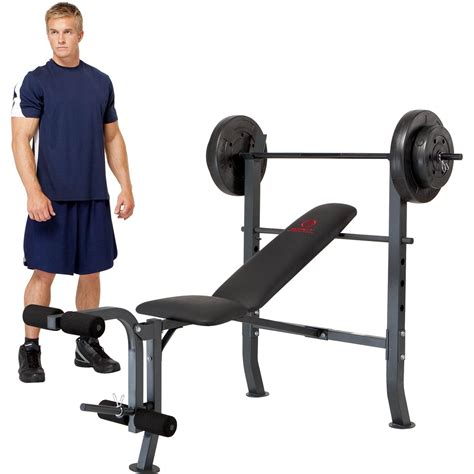 sportek weight bench sportek weight bench marcy olympic bench with 80 lb weight