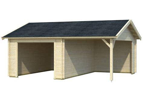 carport tor einzelgarage mit carport ohne tor sams gartenhaus shop