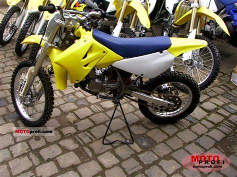 2002 Suzuki Rm85 2002 Suzuki Rm 85 Moto Zombdrive