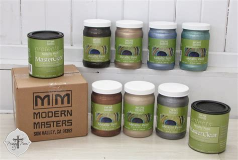 modern paint my modern masters metallic paint review prodigal pieces