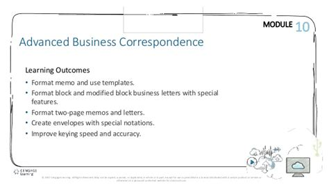 Parts Of Business Letter Slideshare lesson 58 special letter parts