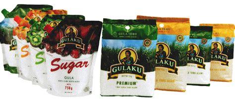 Gulaku Kuning Premium 1kg X 6psc cv rahmah kurnia