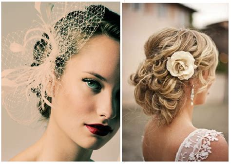 Vintage Wedding Guest Hair Accessories by Eco Chic Matters