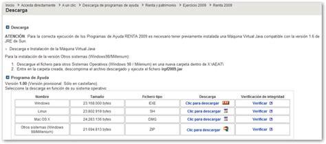 programa padre renta descargar programa padre renta aeat java para la renta newhairstylesformen2014 com