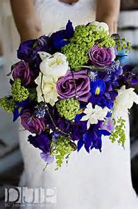 purple and blue wedding purple blue wedding flowers