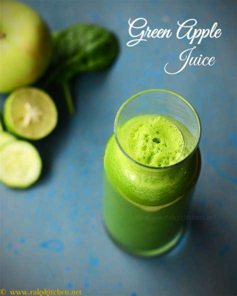 Detox Drink Green Apple by Raks Kitchen