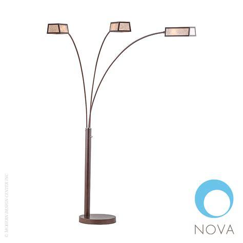 nova fortnum floor l shop nova lighting in bronze indoor floor l with