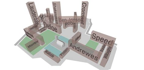 Best Selling House Plans Maps Of The Estate Barbican Living