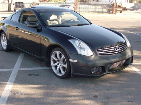 infiniti g35 upgrades 2006 infiniti g35 coupe pictures mods upgrades