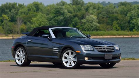 Chrysler Crossfire 2006 by 2006 Chrysler Crossfire Convertible F146 Chicago 2015