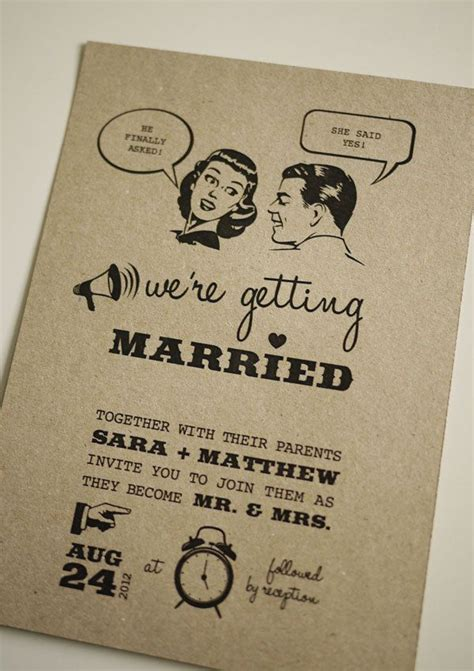 50 s style wedding shower invitations 1950 s retro wedding invitation wedding 50s wedding