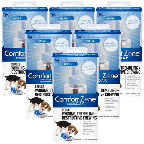 comfort zone with dap comfort zone with dap for dogs