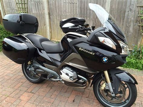 2005 Bmw R1200rt by Bike Of The Day Bmw R1200rt Mcn