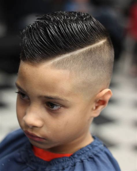 Lil Boy Hairstyles by 70 Popular Boy Haircuts Add Charm In 2018