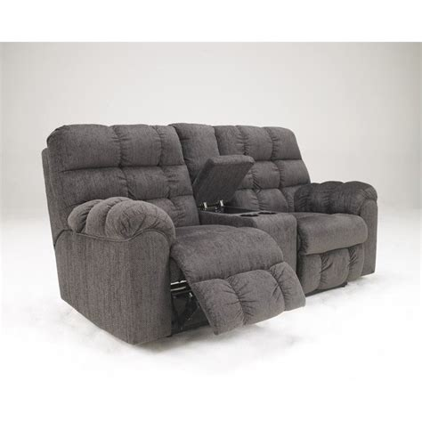 ashley furniture 3 piece sectional ashley furniture acieona 3 piece fabric reclining