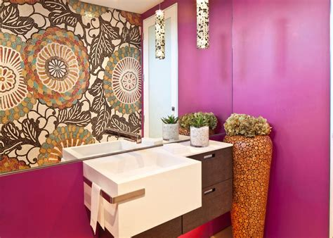 5 Fresh Bathroom Colors to Try in 2017 HGTV's Decorating & Design Blog HGTV