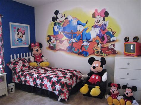bedroom mickey mouse mickey mouse