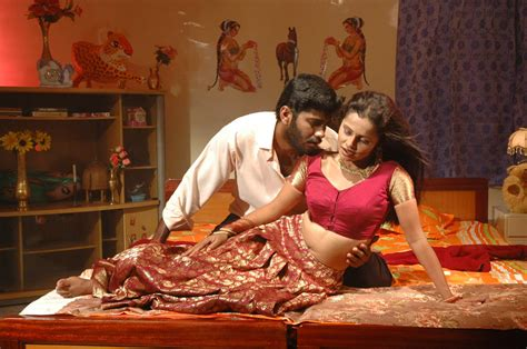 hot bedroom since latest tamil movie shankar hot bedroom scene photoall