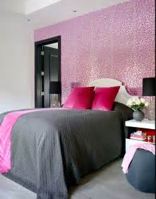 Pink And Gray Bedroom - gray pink modern bedroom just decorate