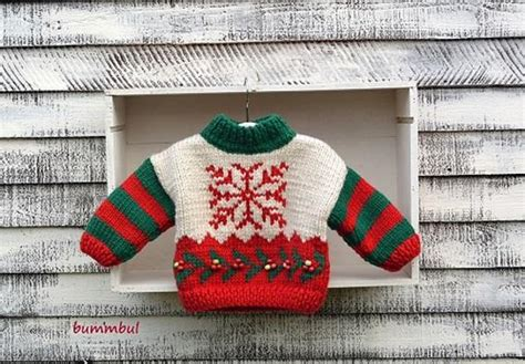 knit pattern christmas sweater baby knit christmas sweater by laimute vaiciuliene craftsy