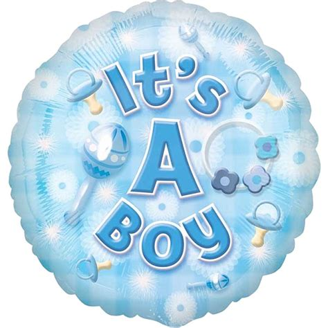 Balon Welcome Baby Boy 22278 baby boy balloons delivered by post it s a boy balloon gift