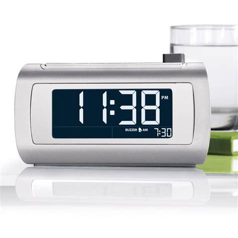 Alarm Clock timesmart self setting alarm clock the green