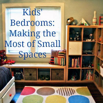making the most of small spaces children s bedrooms in small spaces top tips bedroom